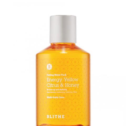 Energy Yellow Citrus & Honey Splash Mask