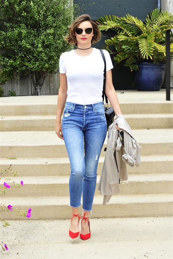 How to Wear Skinny Jeans When You're Not in Your 20s ...