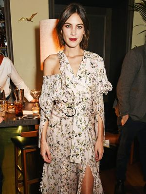 From Alexa Chung to Bella Hadid, the Best Celeb Outfits to Wear to a Wedding