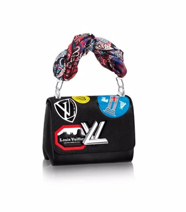 best designer bags 2016: Louis Vuitton Twist PM