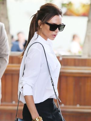 Victoria Beckham Proves This Major Runway Trend Works in Real Life