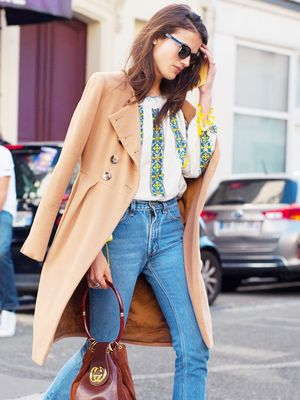 How to Make Your Jeans Way Cooler in Just 2 Steps