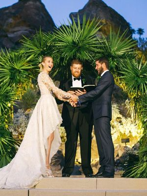 Whitney Port's Never-Before-Seen Wedding Photos