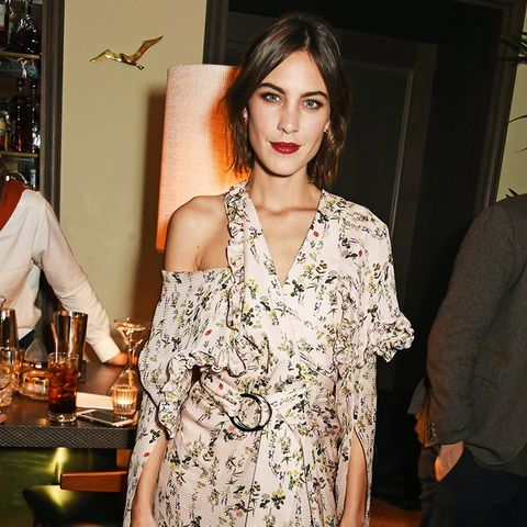From Alexa Chung to Bella Hadid, the Best A-List Outfits to Wear to a Wedding