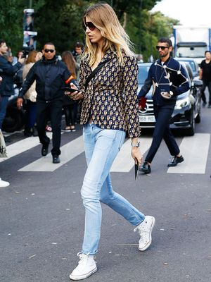 #TuesdayShoesday: These White Sneakers Could Replace Your Stan Smiths