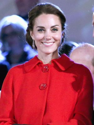 Kate Middleton's Zara Jacket Is Already Sold Out