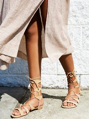 #TuesdayShoesday: 5 Neutral Sandals You'll Wear All Summer