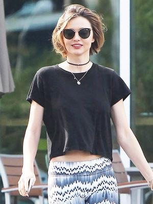 Miranda Kerr Gave Vogue an Epic Tour of Her Closet