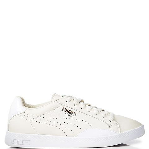 Lace Up Sneakers in Match Lo