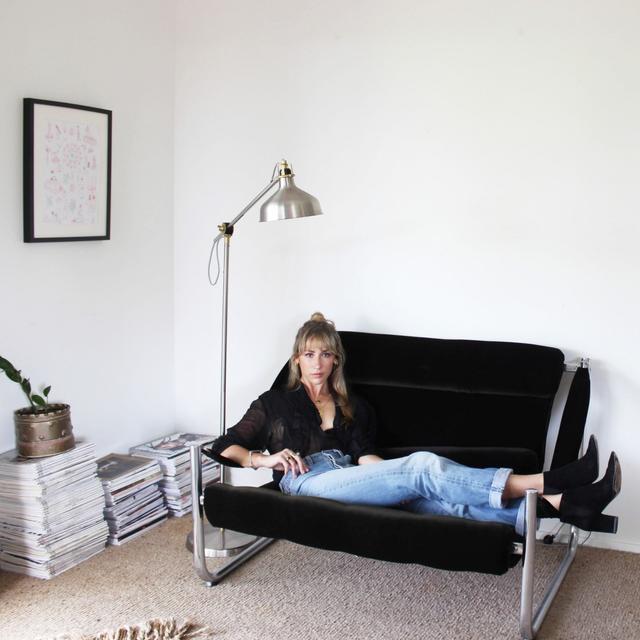 Inside this Jewellery Designer's 70s-Inspired Sunshine Coast Home