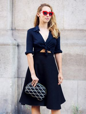 12 Slimming Style Tricks to Follow This Season