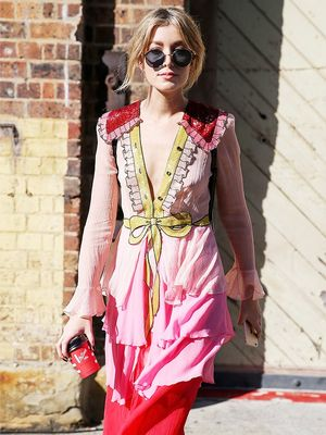 The Gucci Dress Every Street Style Photographer in Australia Snapped