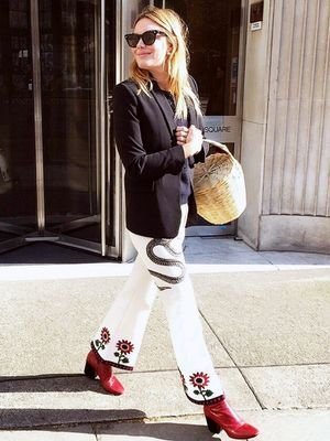 We Think This It Girl Has the Coolest Style—Do You Agree?