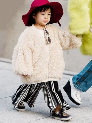 Fashion for Kids: How Soon Is Too Soon?