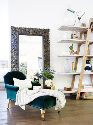 You Won't Believe What This Beachy Boho Home Used to Look Like