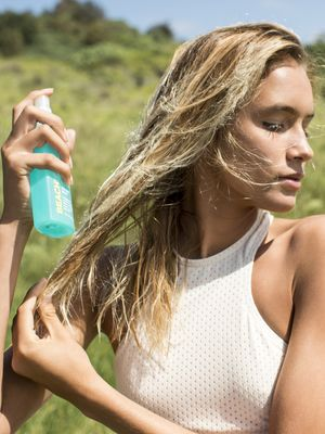 This Collab Will Ensure You Have Perfect Beach Hair All Summer Long