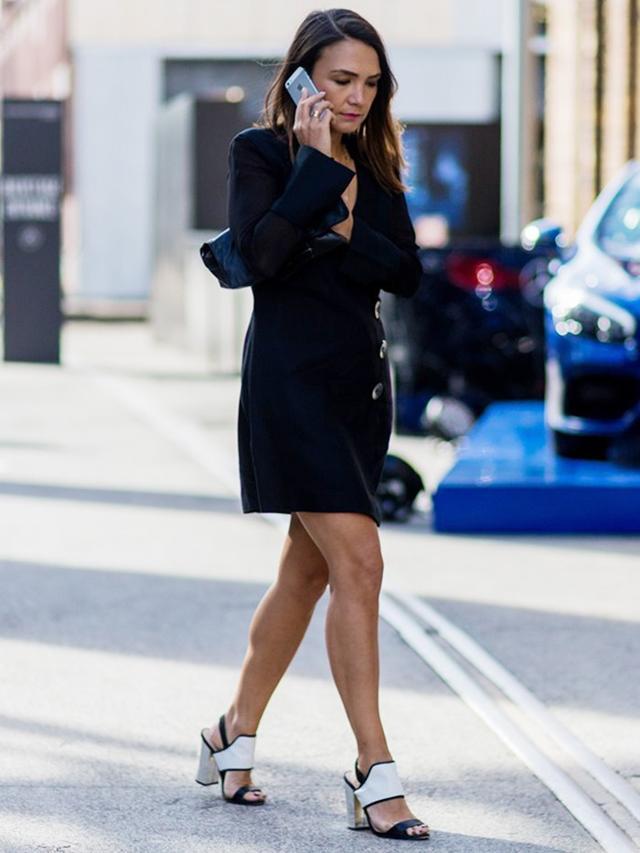 The Best Street Style Photos From Australian Fashion Week Whowhatwear Uk