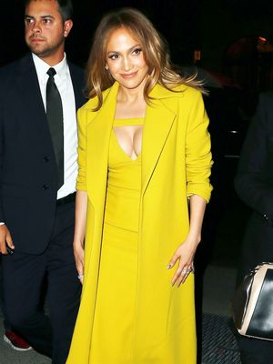 Jennifer Lopez Broke This Major Fashion Rule, Looks Chic as Ever