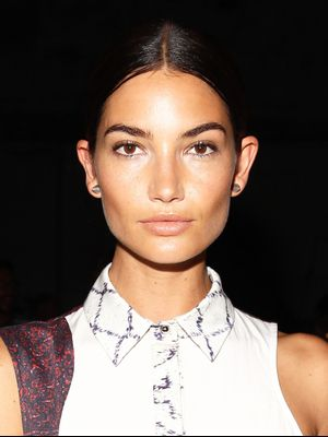 Lily Aldridge Reveals Her Easy Summer Beauty Routine