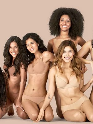 This Brand Made Nude Lingerie for Every Skin Tone