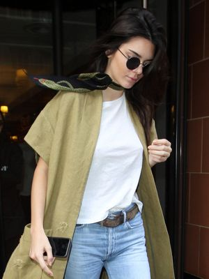 Kendall Jenner's Ankle Boots–and–Skinny Jeans Combo Is on Point