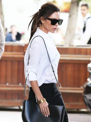 Victoria Beckham's New Favorite T-Shirt May Surprise You