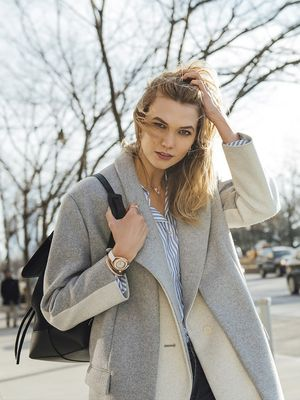 Karlie Kloss Is the New Face of This Major Jewelry Brand