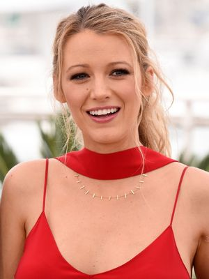 Blake Lively Learned Her Red Carpet Poses From This A-Lister