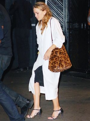 Mary-Kate Olsen's Spring Layering Trick Is So Easy