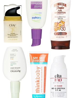 7 Sunscreens With Over 900 Reviews on Amazon