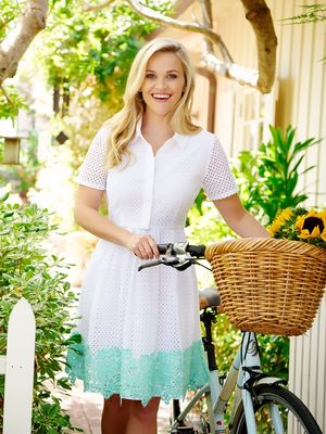 This Is How Reese Witherspoon Spends a Weekend in Nashville