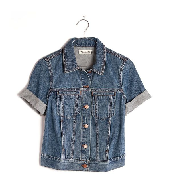 How to Make Your Denim Jacket Look Cool | WhoWhatWear