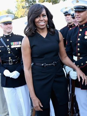See Inside Michelle Obama's Brand-New Closet