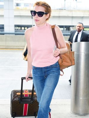This Cute $30 Top Is Perfect for the Airport