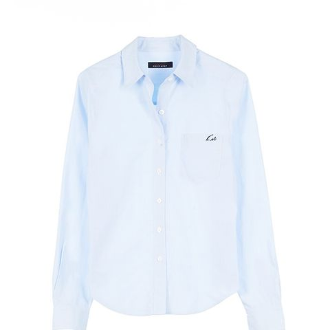 London Embroidered Shirt