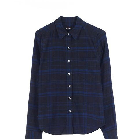 London Checked Shirt