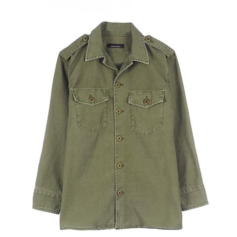 Major Cotton Shirt