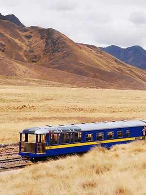 These Bucket-List Train Trips Prove It's All About the Journey