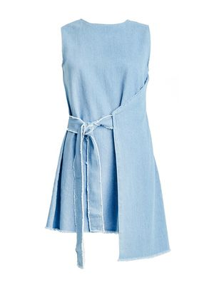 Must-Have: A Dress for Denim Lovers