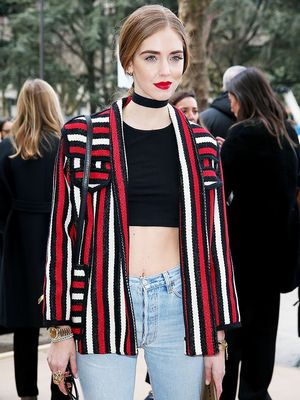 The Newest Way to Wear Your Crop Top