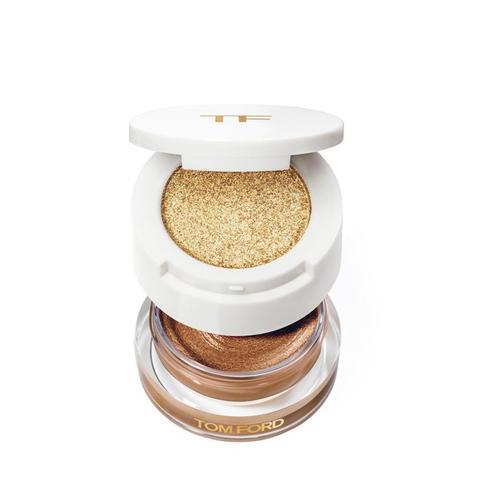 Cream and Powder Eye Colour Naked Bronze