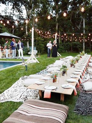 Take the Party Outside With These Entertaining Essentials