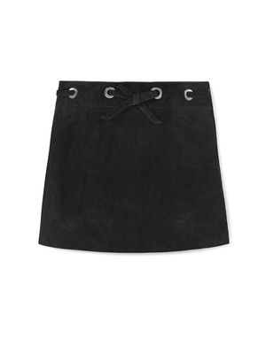 Must-Have: An Under-$80 Suede Skirt That's Just So Cool