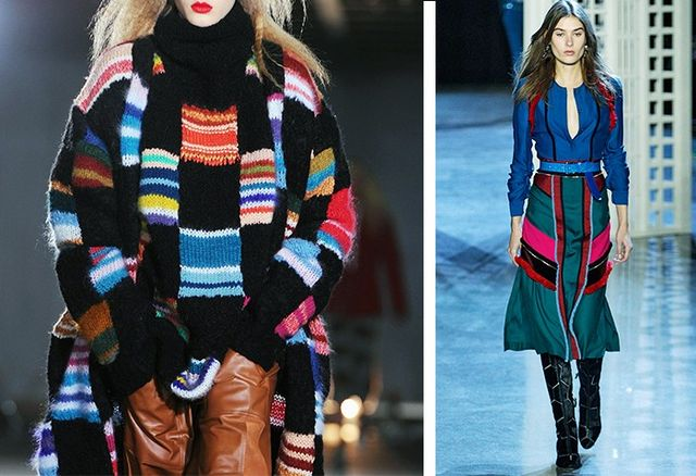AW16 Fashion Trends on the catwalk at Joseph, Altuzarra