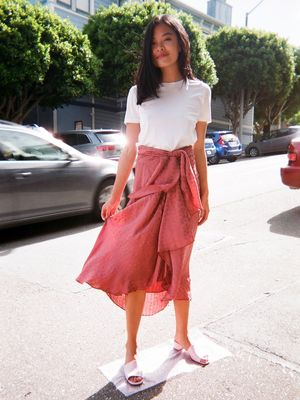 This Might Be the Most Amazing Skirt Ever Invented