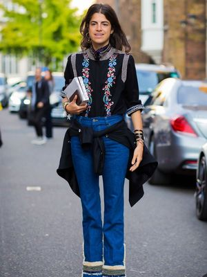 Leandra Medine's Closet Hack Is Kind of Genius