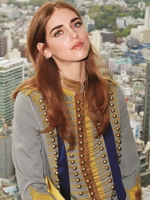 Chiara Ferragni Lands the Cover of Numéro Tokyo