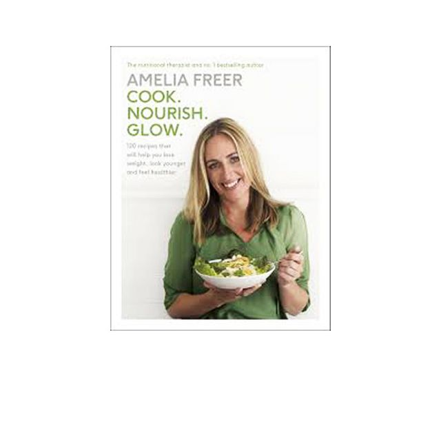 Mono diet: Amelia Freer Cook. Nourish. Glow.