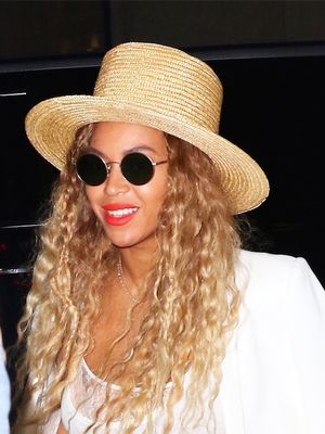 Beyoncé Wore the Summer Version of the Power Suit