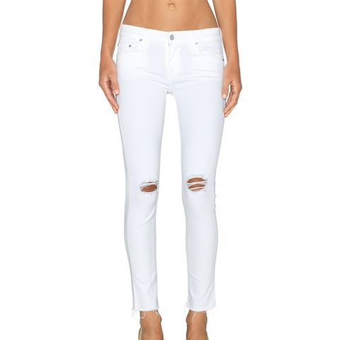 The 2016 Way to Style Your White Jeans | WhoWhatWear